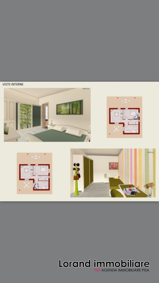 Appartamento San Giuliano Terme PI1022849